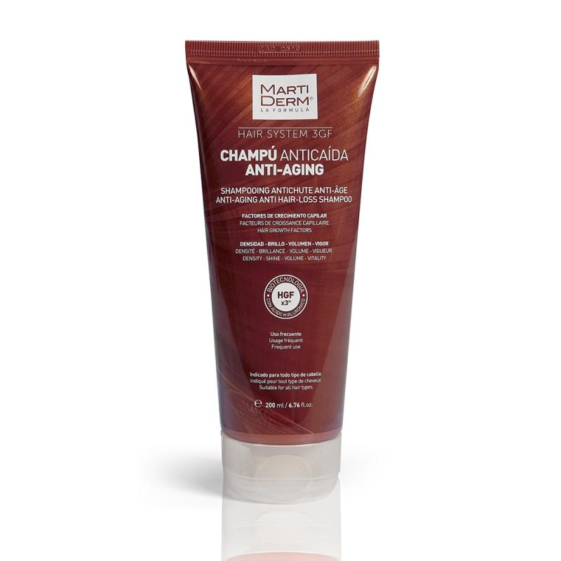 Liftea - šampon proti padání vlasů MARTIDERM