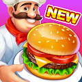 Crazy Chef: Craze Fast Restaurant Cooking Games APK