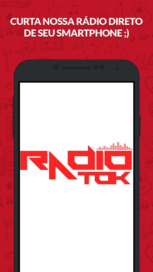 Rádio Tok- screenshot