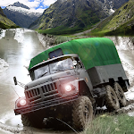 Army Truck Driver Game 3D Icon
