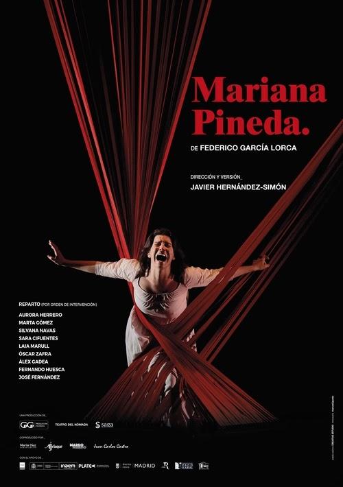 gira de Mariana Pineda