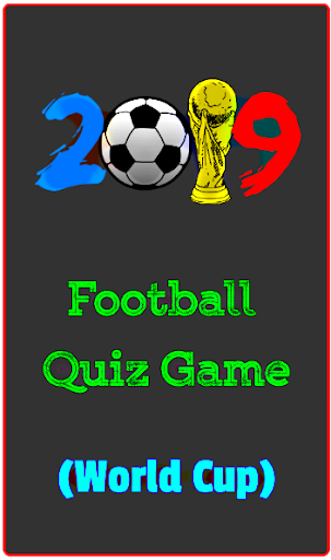 Football Quiz Game - Football Games: World Cup 1.09 screenshots 1