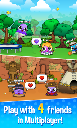 Moy 5 - Virtual Pet Game  screenshots 4