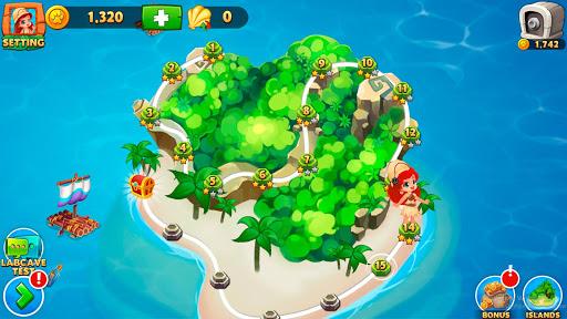 Solitaire Tripeaks - Lost Worlds Adventure 3.5 screenshots 5