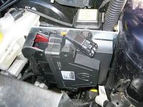 Photo: Gasanlagensteuergerät