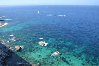 Photo: pohľad na šíre more