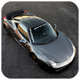 Speed Car CM Locker Theme apk