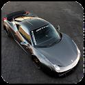 Speed Car CM Locker Theme icon