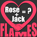 FLAMES - Free Love Test App icon