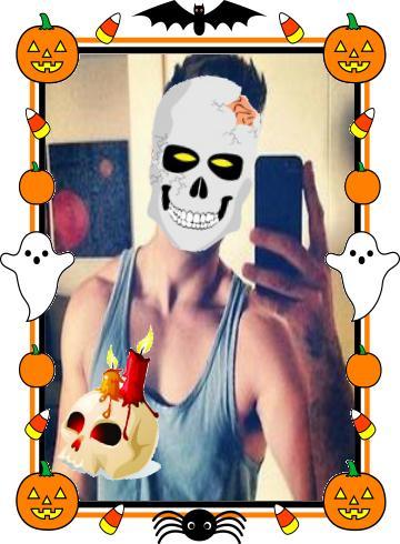 Halloween Photo Frame Fun