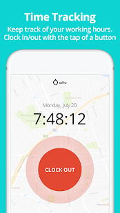Atto - Employee Time and Location Tracking- screenshot thumbnail
