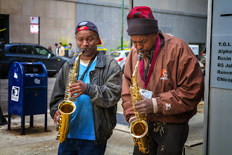 Photo: Musicians - Chicago