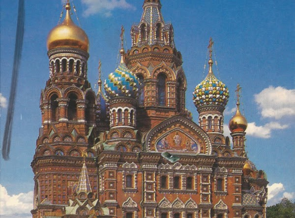 In all the cities and people that I visited with while in Russia my...