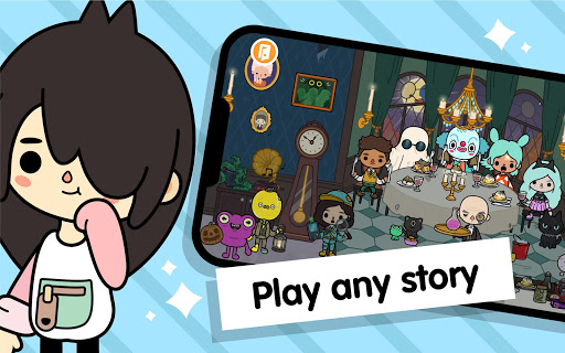 Toca Life World: Build stories & create your world 1.22 screenshots 9