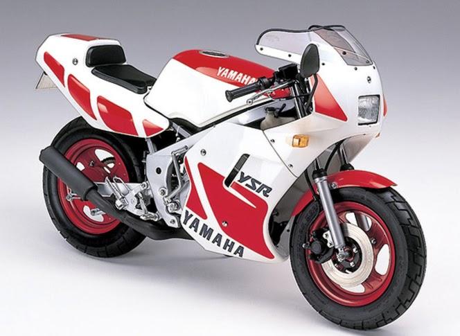 Yamaha YSR 50-manual-taller-despiece-mecanica