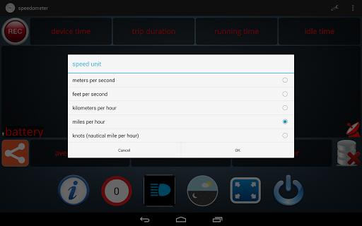 Speedometer + screenshot 4