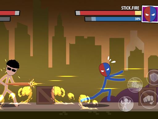 Mask of Stick: Superhero 1.0.4 screenshots 14