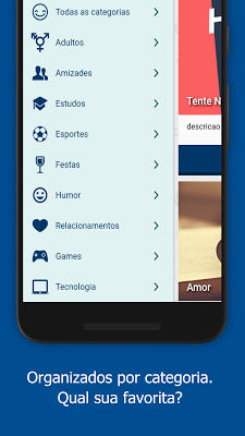 WhatsGrupos Grupos no WhatsApp - screenshot