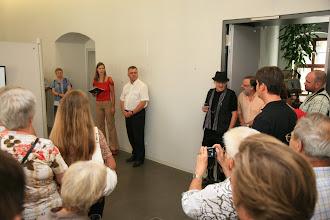 Photo: Vernissage zur 3. Lokalen Kunstmesse in Naumburg für Künstler des Burgenlandkreises, Foto: Steffen Grams