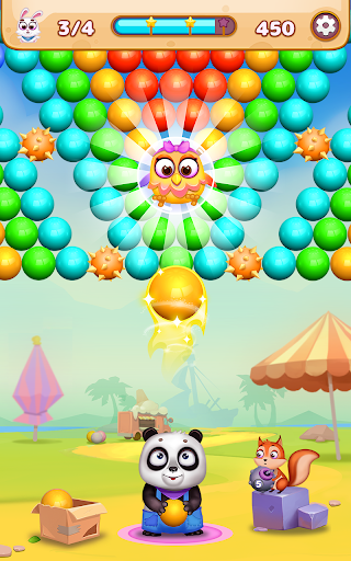 Panda Bubble Mania: Free Bubble Shooter 2019 1.08 screenshots 2