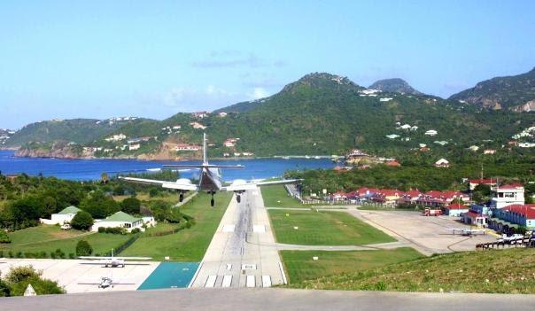 Aeroporto São Bartolomeu