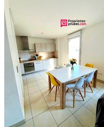 Vente appartement 2 pièces 42,88 m2