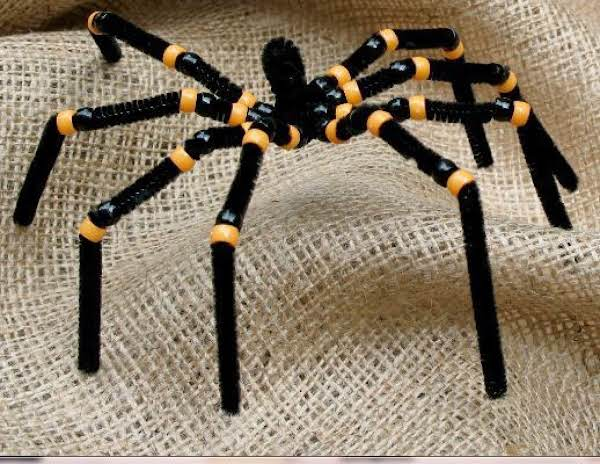 Spiders For Halloween Recipe