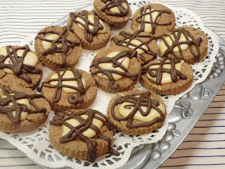 Irish Cream Chocolate Cookies Recipe