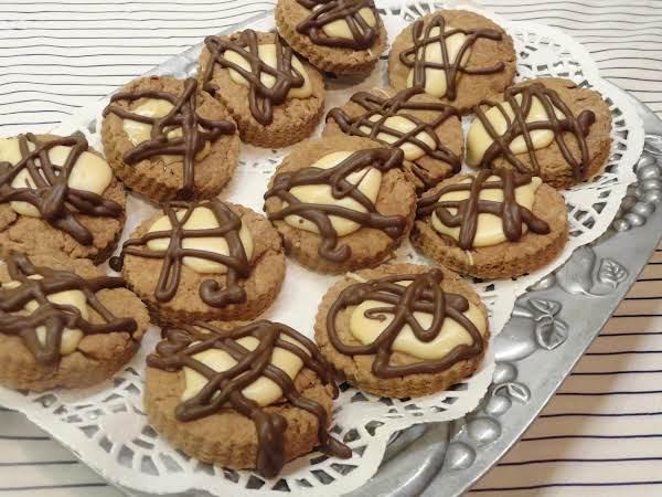 Irish Cream Chocolate Cookies
