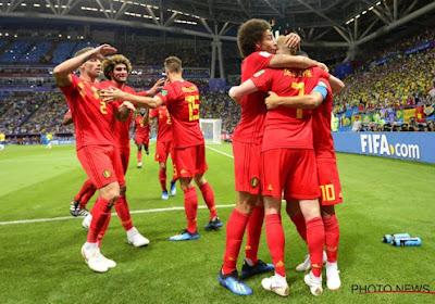 Deux Belges font partie des dix joueurs les plus recherchés sur Google pendant la Coupe du Monde