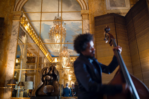 Crillon Jazz bar