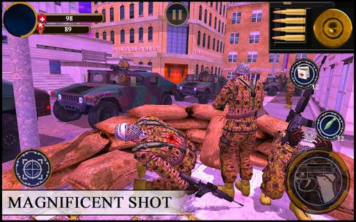 Elite Sniper 3d - commando combat fps shoot 3d  {cheat|hack|gameplay|apk mod|resources generator} 4