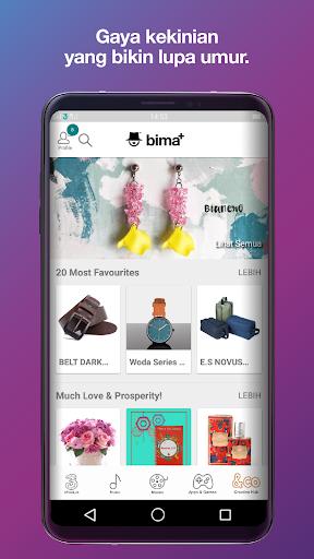 bima+ 3.2.7 screenshots 6