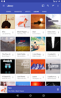 Shuttle Music Player screenshot 12