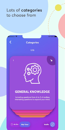 Quizflix: Brain Training General Knowledge Quiz 3.1.0 screenshots 2