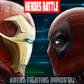 Heroes Battle Arena fighting Immortal shadow Hero