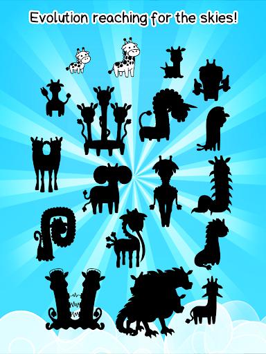 Giraffe Evolution - Clicker