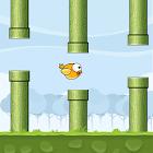Super idiot bird icon