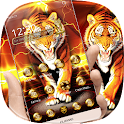 King Tiger Theme Wallpaper icon