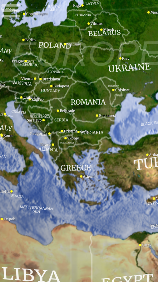 World atlas android apps on google play world atlas screenshot gumiabroncs Images