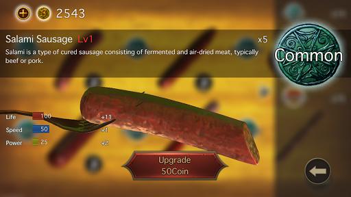 Sausage Legend - Online multiplayer battles apkpoly screenshots 4