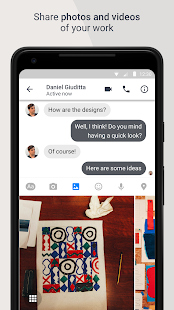 Workplace Chat by Facebook - náhled
