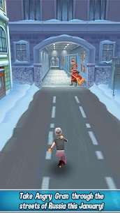 Angry Gran Run MOD 2.5.0 (Unlimited Coins) 2