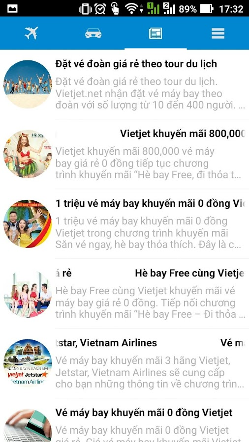 Flight Search Vietnam- screenshot