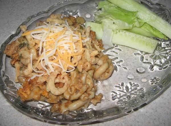 Taco Tuna Macaroni Recipe