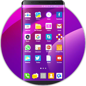 Miui Resources Team Theme For Samsung S8 Edge Beatiful Icon Pack Hd