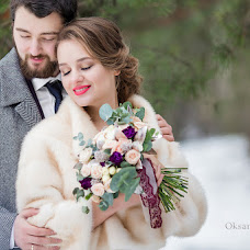 Свадебный фотограф Оксана Милюн (oksamil). Фотография от 22.01.2017