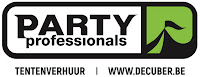 Beachvolley Deluxe Main Partners  Party Professionals
