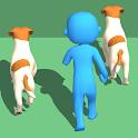 Join Pet: Zoo Crowd Run icon