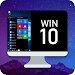 Computer launcher -Best launcher 2019 -for WIN 10 icon